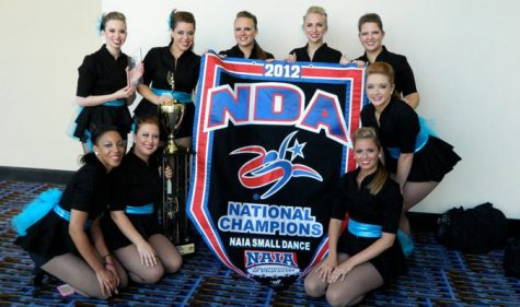 Dance places second, third in competition