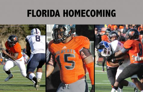 Championship trip serves as homecoming for three Baker players