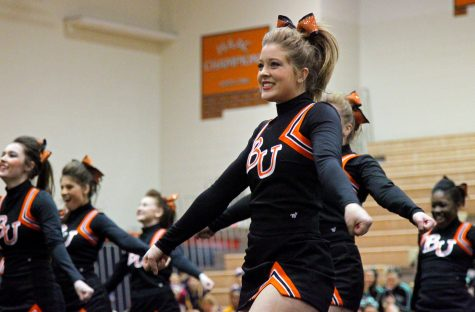'Cats take second at conference competition