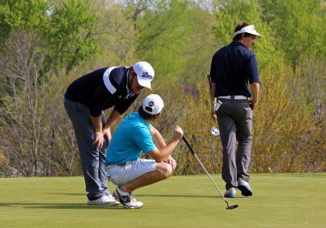 Men's golf to host HAAC tournament