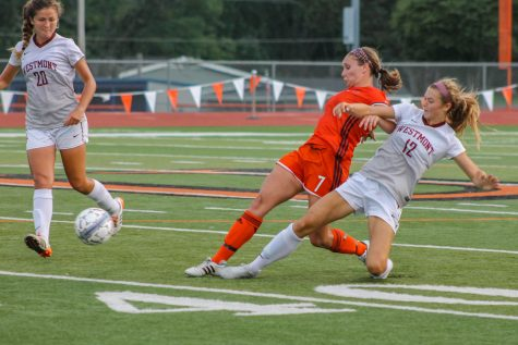 Women's soccer opens season with 1-2 record