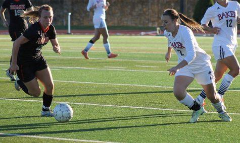 Women's soccer beats Doane 4-0