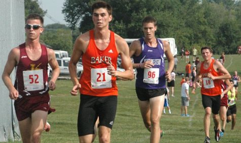 2014 Men's Cross Country Preview