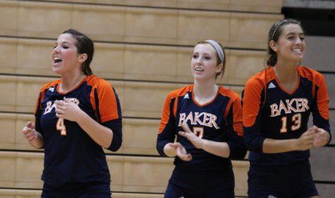 Volleyball team falls to MNU in tournament final