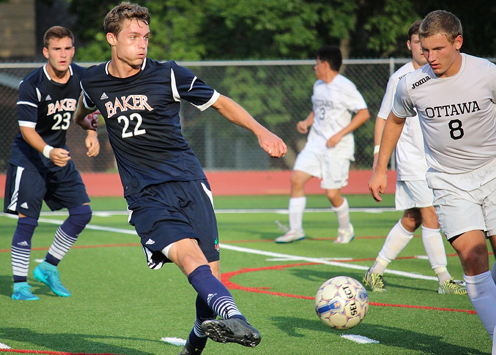 Mens soccer opens season with three victories