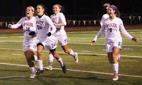 Quarterfinal loss marks end of women's soccer season