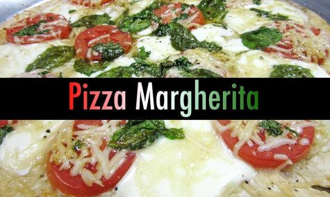 College Kitchen: Pizza Margherita