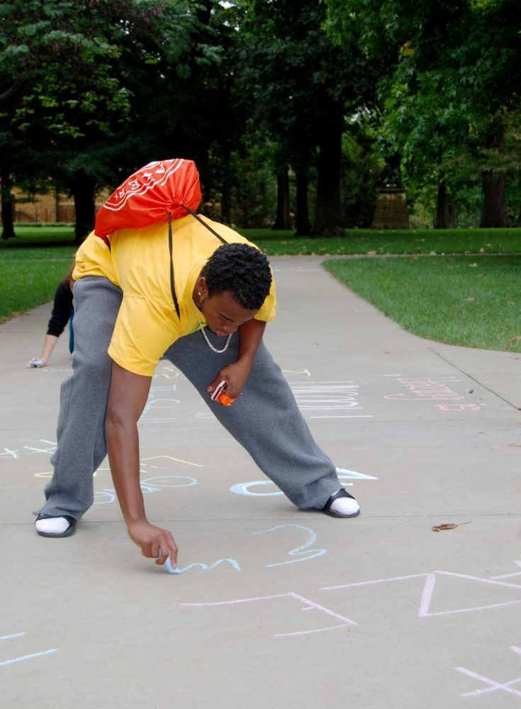 Greek organizations participate in National Hazing Prevention Week