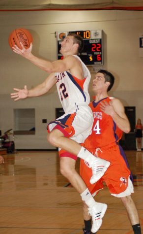 Men's basketball team clinches spot in playoffs