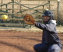 Wildcat softball players eager for '09