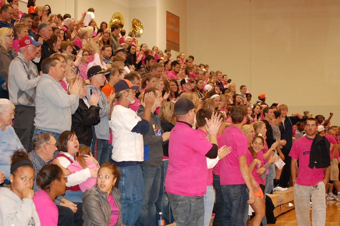 Cat Pack to support Baker athletics