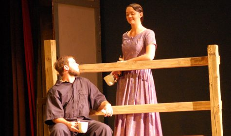 Baker University's 'The Diviners' production begins