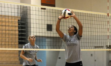 Volleyball team finishes 1-3 in first four matches
