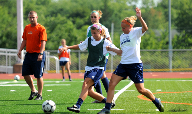 Women's soccer team to enter tournament as No.1 seed