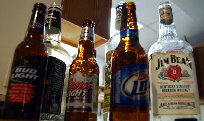 Students cautioned about alcohol abuse as school year begins