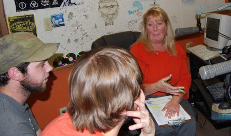 Kathy Wilson joins staff of KNBU-FM 89.7