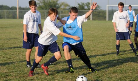 Men's soccer team heads to HAAC play