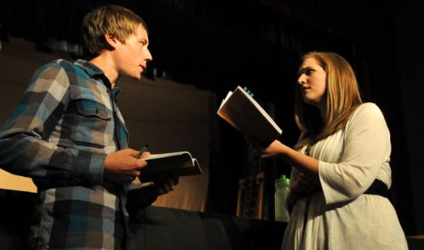 'The Diviners' challenges BU actors
