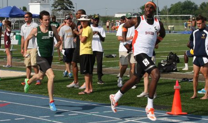 Men's team makes history with triple crown