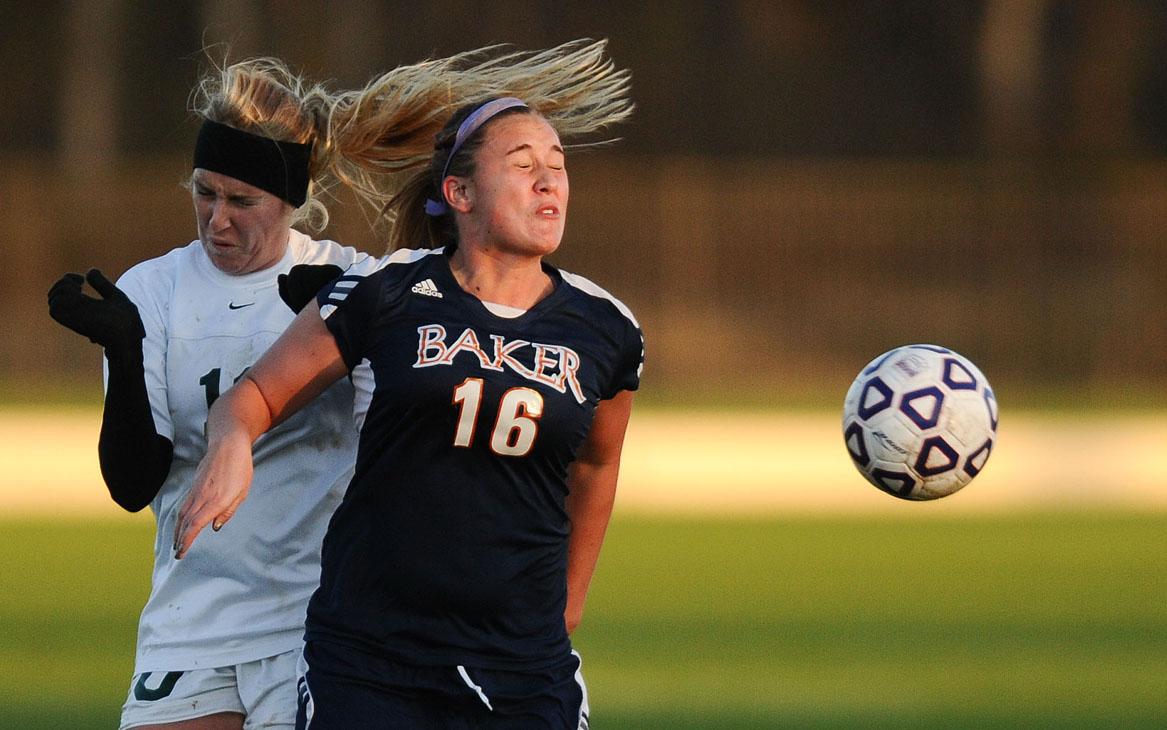 Season ends for Baker women's soccer team