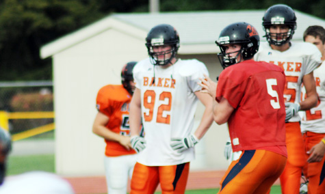 Baker to face Culver-Stockton after bye-week