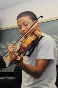 BU students showcase skills