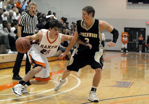 Men's basketball team drops three games in HAAC