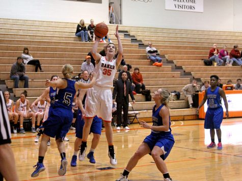 Women drop to fifth in HAAC