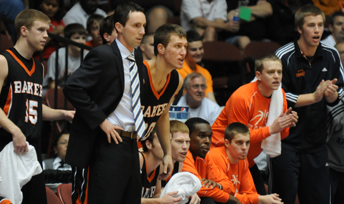 Basketball coach Brett Ballard to leave BU for University of Tulsa