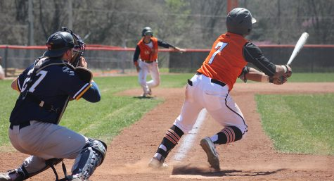 Baseball sweeps William Penn