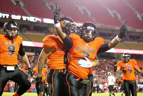 'Cats win at Arrowhead, remain undefeated
