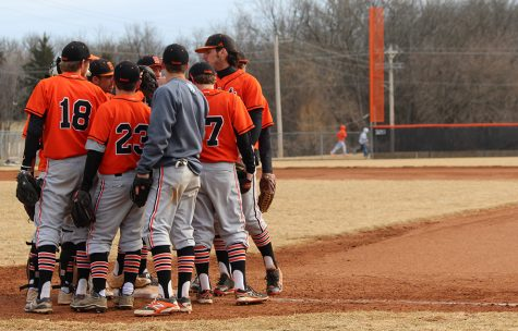 Baseball team sets high expectations