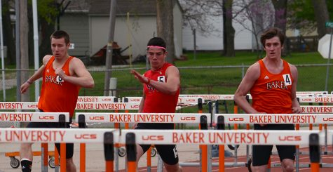 Track teams sweep Wildcat Open