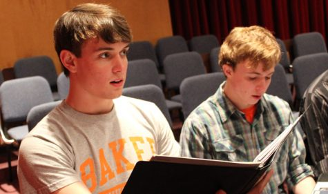 BU students travel to join honor choir