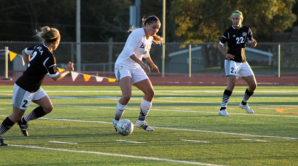 Womens soccer starts another streak
