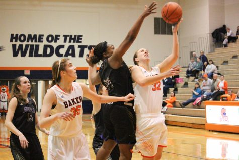 Wallisch's triple-double leads Baker past Avila