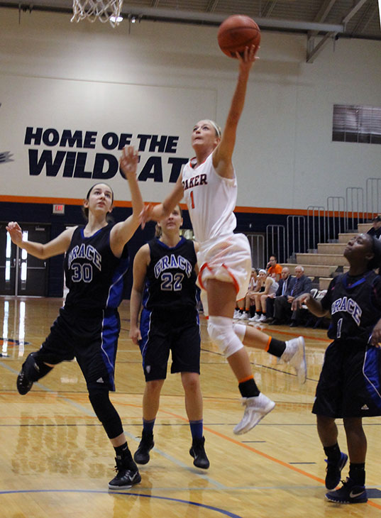 Womens basketball gets a pair of home wins