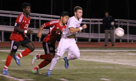 Men's soccer set for conference finals