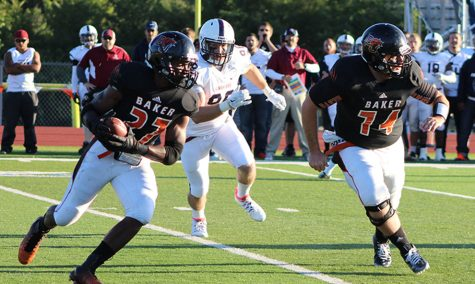Football survives Sterling rally, 31-30