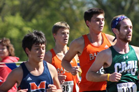 Cross country competes at pre-nationals