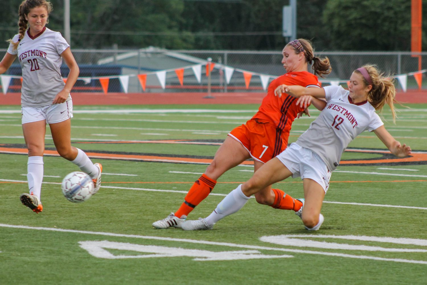 Womens soccer opens season with 1-2 record