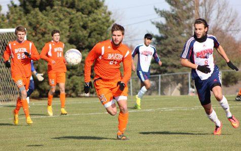 Men's soccer advances to championship