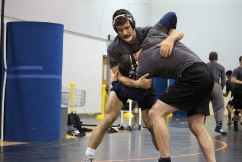 Wrestling starts season with new head coach