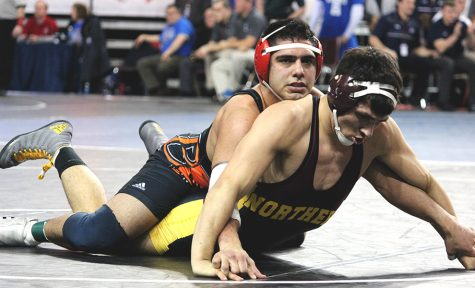 Wrestling lands three All-Americans