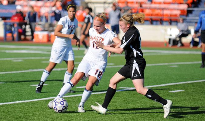 Women's soccer team defeats Bellevue