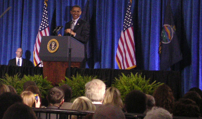 Osawatomie native reflects on Obama's speech