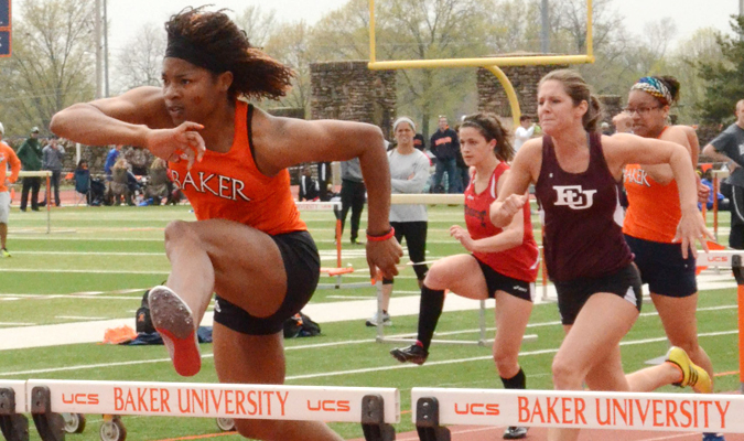 Track teams repeat as conference champions