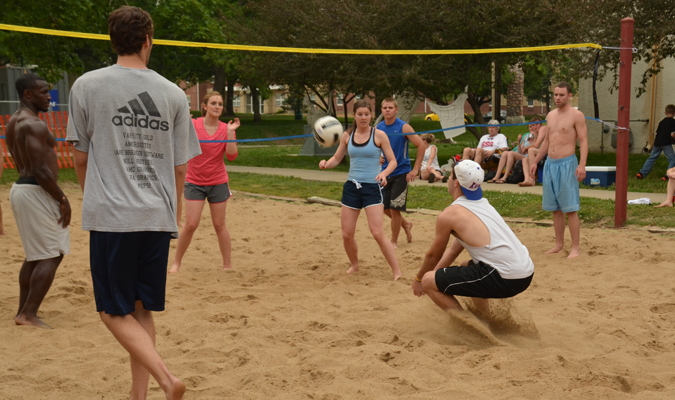 Charity volleyball tournament set for Saturday