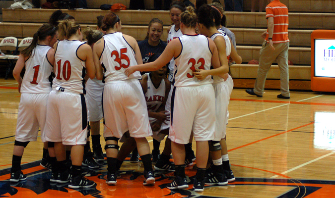 Women's basketball team earns consecutive victories against PSC, CSC
