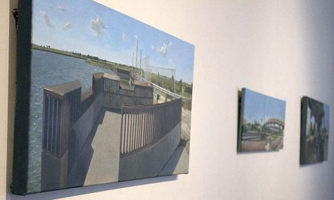 Art show features faculty talent
